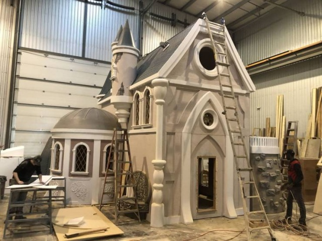 Awesome Playhouses For Kids