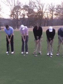 Golf Wins & Fails