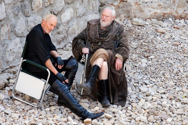Game of Thrones Behind The Scenes, part 2