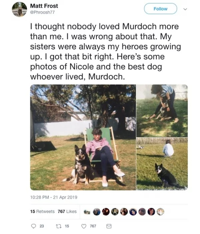 Family Secret About Beloved Dog Comes To Light