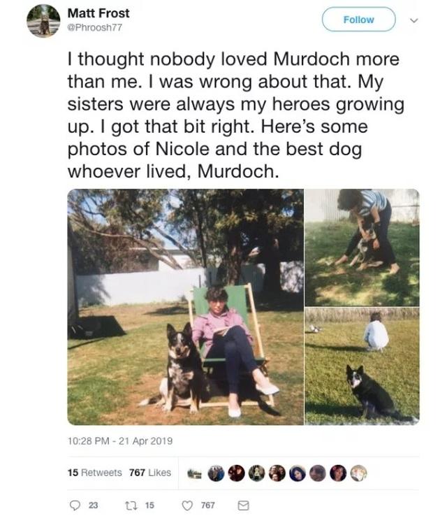 Family Secret About Beloved Dog Comes To Light