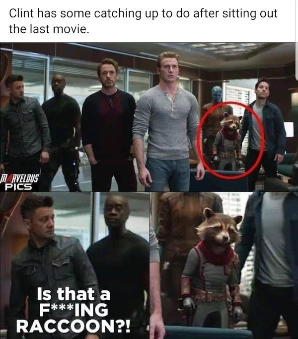 Avengers Memes, part 4