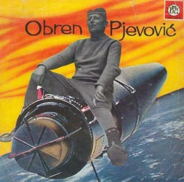 Awkward Vintage Album Covers From Yugoslavia