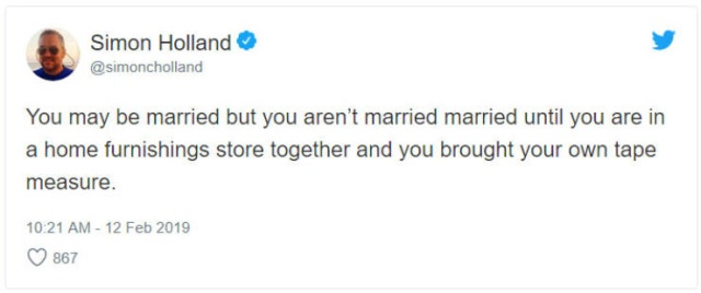 Tweets About Marriage, part 2