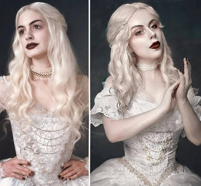 Amazing Transformations Of Russian Cosplay Girls