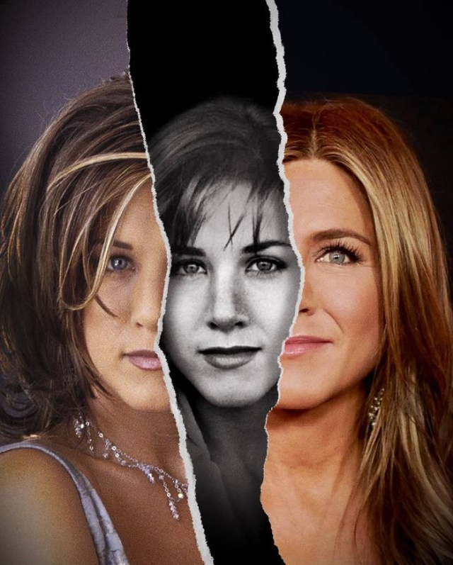 Celebrities Through The Years