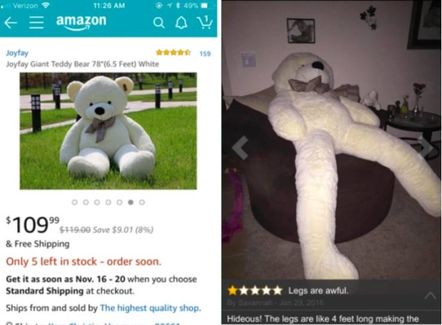 Online Shopping Reviews Can Be Very Useful