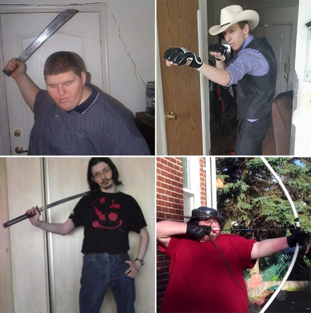 Tough Guys From Internet
