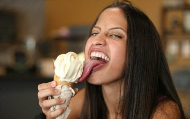 People With Very Long Tongues