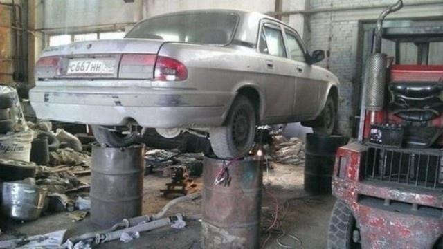 Crazy Car Repairs