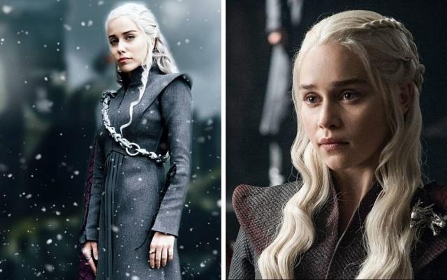 Daenerys Targaryen Cosplay By Italian Model Roberta Rory Pattaro
