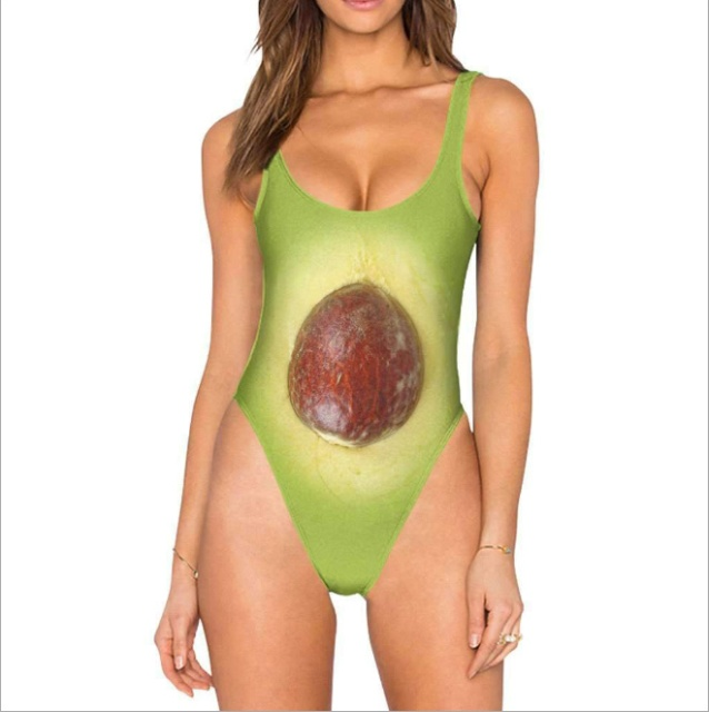 New Swimsuit Fashion Trend