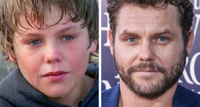 Child Celebrities Then And Now