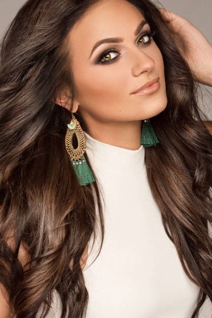 Contestants For Miss USA 2019, part 2019