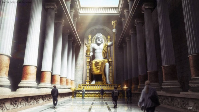 Here Are The Seven Wonders Of The Ancient World In Their Original Forms