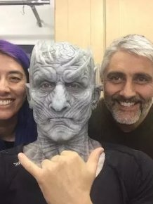 Behind The Scenes Of The Game Of Thrones