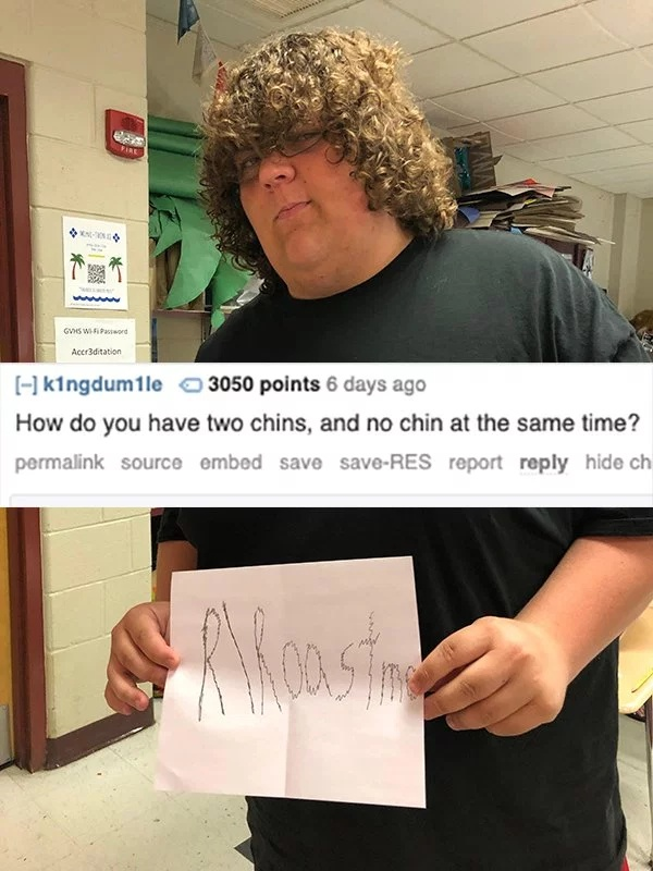 People Got Roasted, part 4