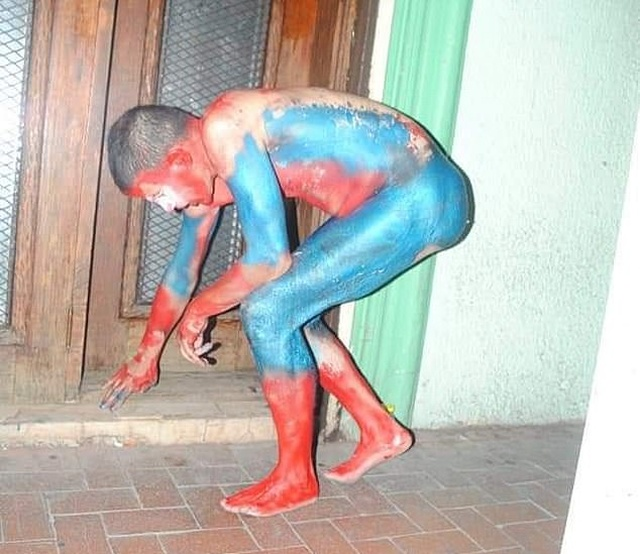 Mexican Drug Cartel Paints Seven People In The Colors Of Marvel's Avengers