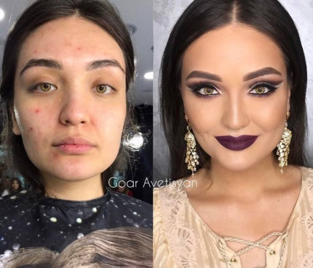 How Makeup Can Change Everything