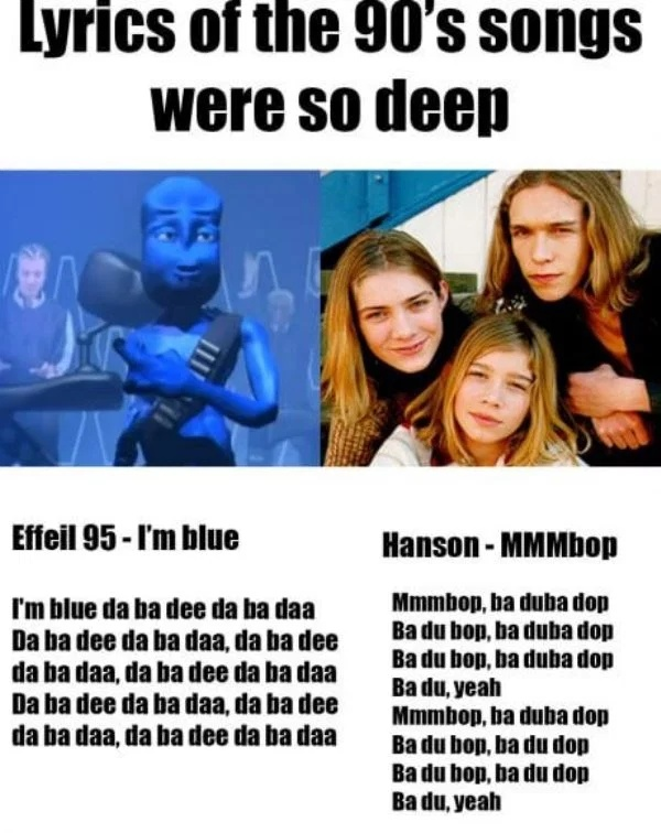 90's Memes