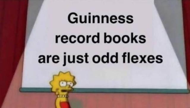 Odd Flex, But Ok