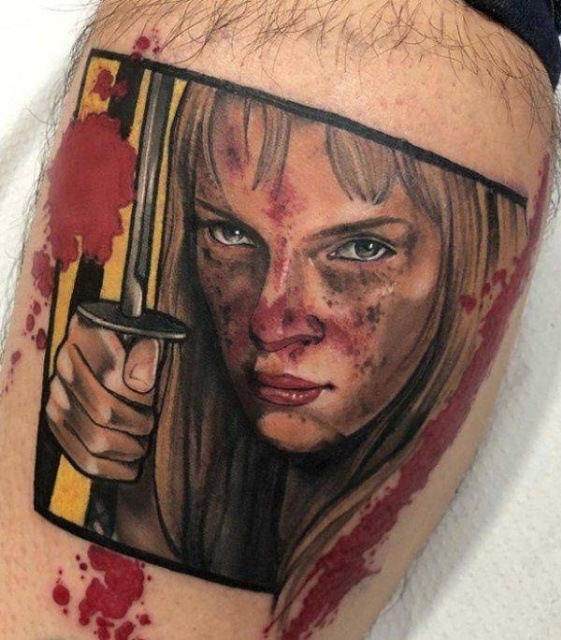 Movie-Inspired Tattoos