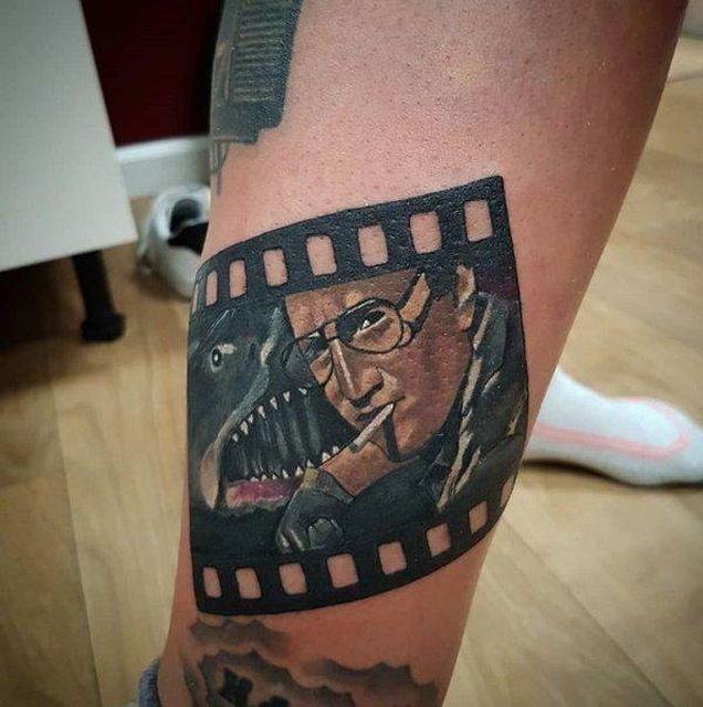 Movie-Inspired Tattoos