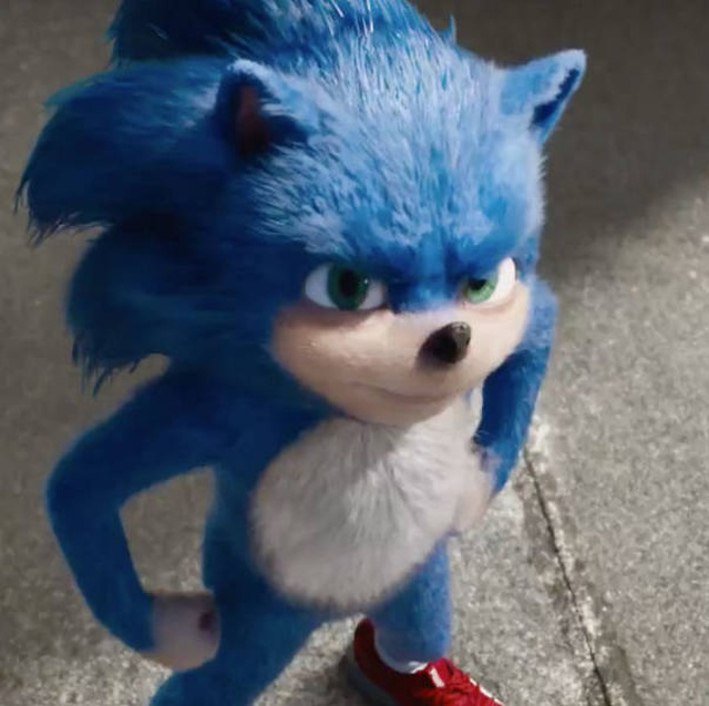 Fans Force The Creators Of The New Sonic The Hedgehog Movie To Change His Design