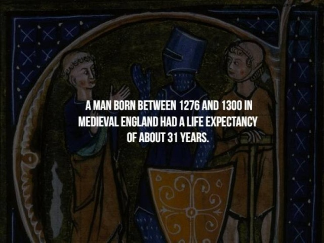Medieval Era Is All Kinds Of Creepy