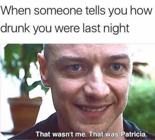 Memes About Being Drunk