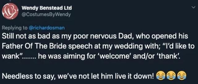 Speaking Isn't So Easy