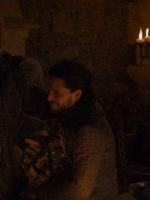 Starbucks Cup Left In Game Of Thrones Shot