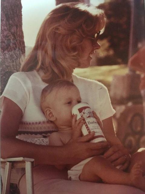 Vintage Photos Of Old-School Parenting