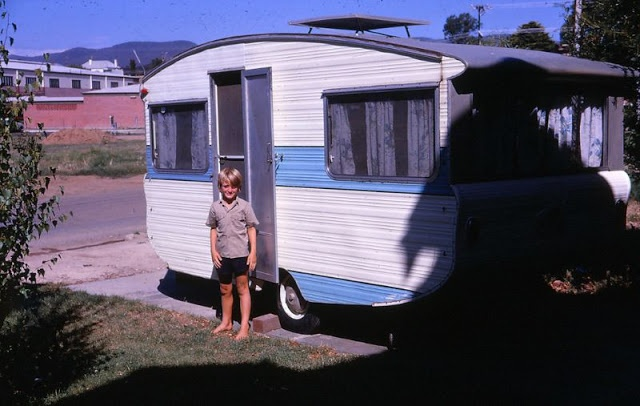 Trailer Life of the 1960s
