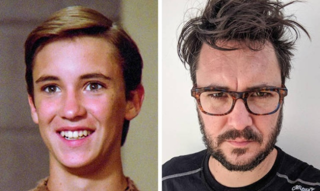 Child Actors Then And Now