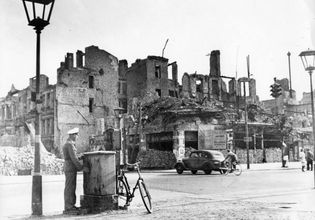 Berlin In 1945, part 1945