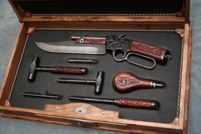 Winchester Pistol-Knife