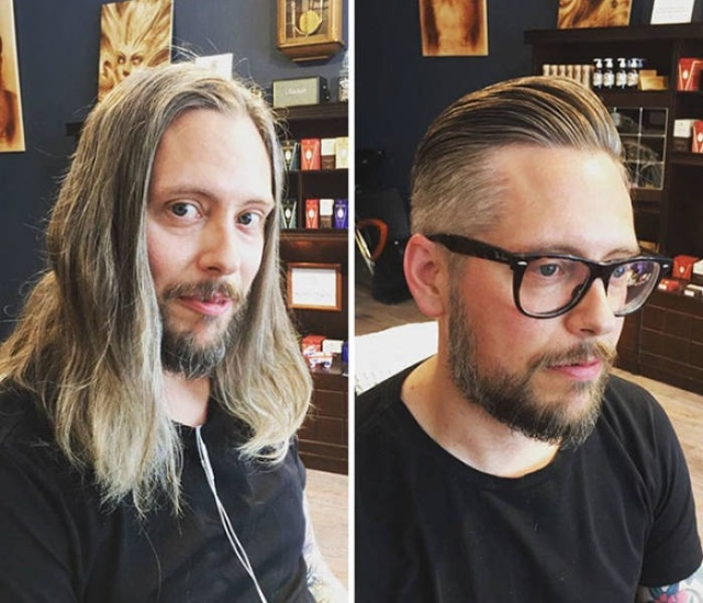 This Is How A Good Haircut Can Change You