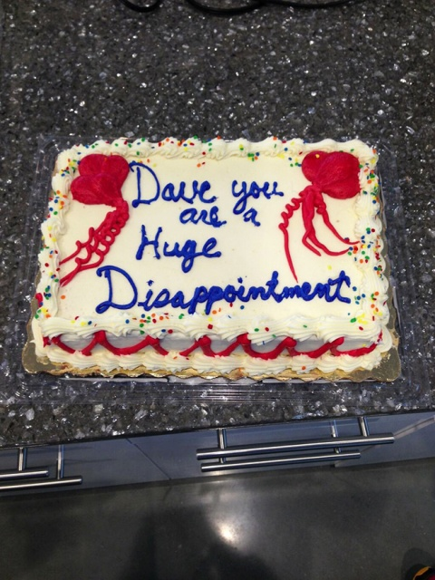 Funny Cakes