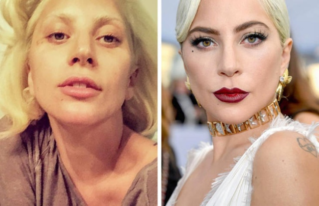 Celebs Without Makeup, part 2
