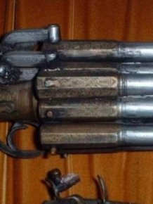 Very Strange Firearms