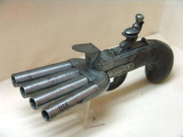 Very Strange Firearms