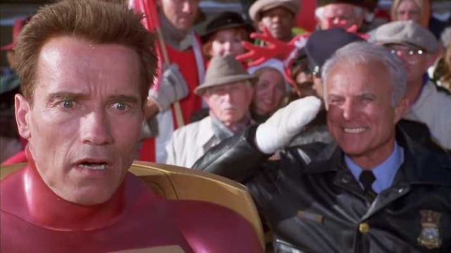 How Arnold Schwarzenegger Has Changed In The Movies