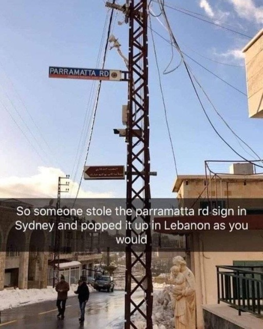 Only In Australia, part 6