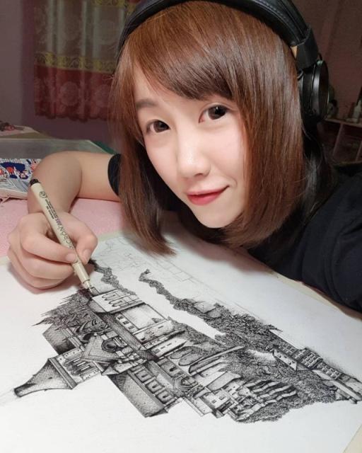 Art By Emi Nakajima