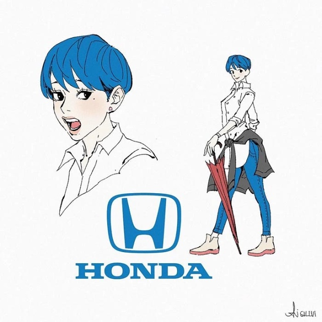 If Popular Brands Were Anime Characters