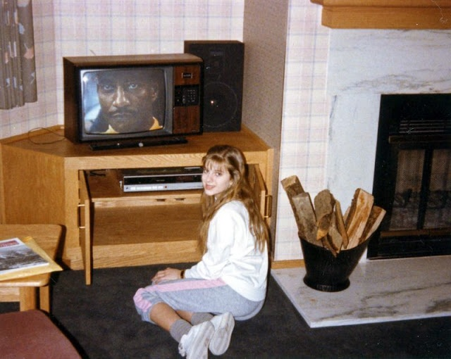 People With Technologies in the Eighties