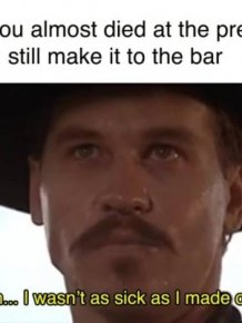 "Remember ""Tombstone""?"