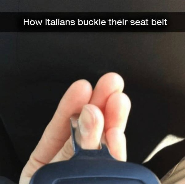 There's No Such Thing As A Good Excuse To Not Use Your Seat Belt