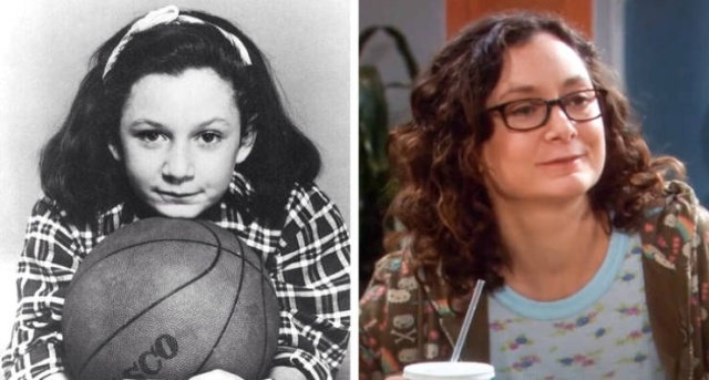 """The Big Bang Theory"" Cast Then And Now"